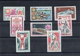 TIMBRE WALLIS&FUTUNA. ANNEE 1988/71 - Unused Stamps
