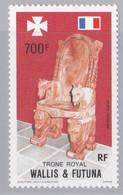 WALLIS-et-FUTUNA :  Yvert PA 165  Neuf XX  Trône Royal - Unused Stamps