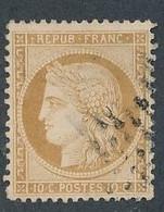 EB-144 FRANCE: Lot Avec N°36 Obl - 1870 Siege Of Paris