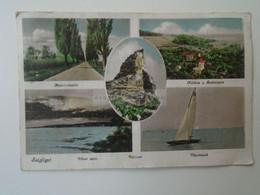 D180499 Hungary Szigliget Balaton Várrom  PU  1949 - Rio De Janeiro