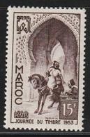 MAROC - N°323 ** (1953) - Ongebruikt