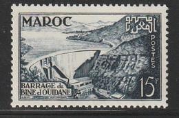 MAROC - N°324 ** (1953) - Ongebruikt