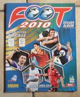Album Foot 2010 - Saison 2009-2010 - Accompagné Seulement De 13 Vignettes Autocollantes à Coller - Neuf - Französische Ausgabe
