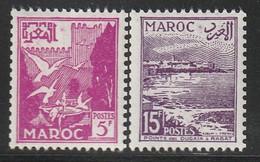 MAROC - N°331/2 ** (1954) - Ongebruikt