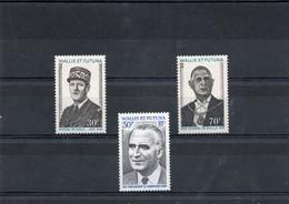 TIMBRE WALLIS&FUTUNA. ANNEE 1971/75 - Unused Stamps