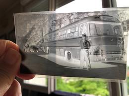 Photo Négative Voiture Automobile Bus Car - Cars