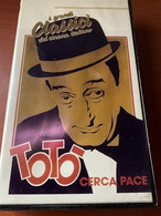 Italy Toto Cerca Pace Film VHS Film Movie - Other