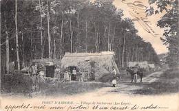 METIERS - EXPLOITANT FORESTIER Bucheron - 37 - FORET D'AMBOISE Village De Bucherons ( Les Loges ) CPA - Indre & Loire - Andere