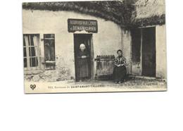 SAINT AMANT TALLENDE--- AUBERGE A  PONTEIX   BELLE - Otros Municipios