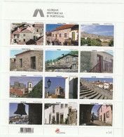 2005. Portugal. Architecture Mi. 2899-2910 Klb. MNH ** - Unused Stamps