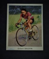 Image Photo Gilbert Bauvin. Miroir Du Sprint. Années 50. Cyclisme, Vélo, Tour De France. Globo - Ciclismo