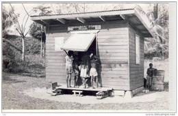 Photographie - PAPUA NEW GUINEA - Narambaiyau Store, Passam,  1974, V. Fam. Natschläger - Papua Nuova Guinea