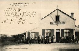 CPA AK LOON Plage - Les DUNES - Le Clipon (513484) - Other Municipalities