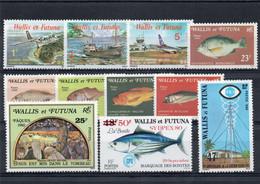 TIMBRE WALLIS&FUTUNA. ANNEE 1980 - Unused Stamps