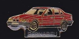 71411- Pin's -Autosud Bernabeu - Distributeur Agréé Audi, Volkswagen Et MG Motor à Aubagne. - Volkswagen