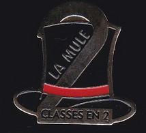 71418- Pin's -la Mule.éducation.chapeau Haut De Forme. - Amministrazioni