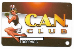 Eastside Cannery Casino, Las Vegas, Older Used Slot Or Player's Card,  # Eastsidecannery-1 - Casino Cards