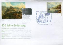 65020 Germany, Special Postmark Nurbberg 21.5.2021 Sel Portrait Of Albrecht Durer - Other