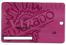 ElDorado Casino, Reno, NV,  U.S.A., Older Used Slot Or Player's Card, # Eldorado-2 - Casino Cards