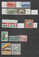Schweiz - Verschiedene Vignetten Etc. (2201) - Sammlungen