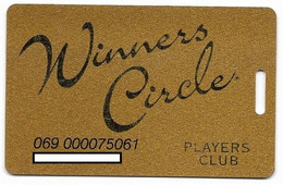 Empress Casino, Joliet, IL, U.S.A., Older Used Slot Or Player's Card,  # Empress-2 - Casino Cards