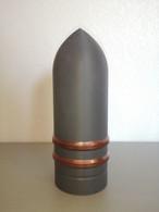 Obus De Rupture De 75mm (réplique) - Armas De Colección