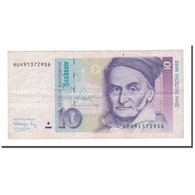 Billet, République Fédérale Allemande, 10 Deutsche Mark, 1991, 1991-08-01 - 10 Deutsche Mark