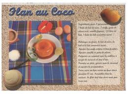 Recette Flan Au Coco - Recipes (cooking)