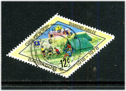 Barbades 1978 Scoutisme ° - Barbados (1966-...)