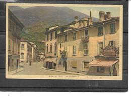 Europe-Italie- SUSA-Via UMBERTO-Animée - Andere Steden