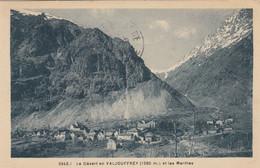 VALJOUFFREY (Isère): Le Désert En Valjouffrey Et Les Marnes - Other Municipalities