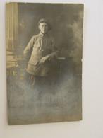 CARTE PHOTO  MILITAIRE 416eme REGIMENT - Oorlog 1914-18