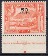 ADEN, Michel No.: 42 MNH - Aden (1854-1963)