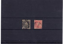 BARBADOS, Michel No.: 4-5 USED, Cat. Value: 300€ - Barbados (...-1966)