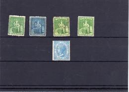 BARBADOS, Michel No.: 6-7 MINT, Cat. Value: 316€ - Barbados (...-1966)