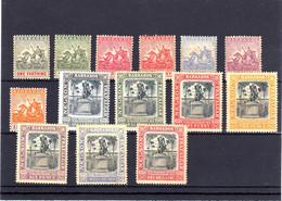 BARBADOS, Michel No.: 62-67 MH, Cat. Value: 275€ - Barbados (...-1966)
