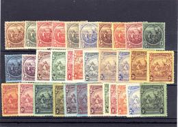 BARBADOS, Michel No.: 122-43 MH, Cat. Value: 287€ - Barbados (...-1966)