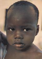 CARTE PHOTE TCHAD FORT-LAMY - BEBE NGAMBAYE - Tsjaad