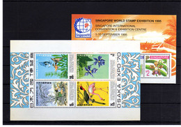 SINGAPUR, Michel No.: Bl.35AI MNH, Cat. Value: 198€ - Singapur (1959-...)
