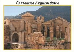 Catedral, Santa Maria , Iglesia, Ruina, Romano , Cartagena , Murcia - Murcia