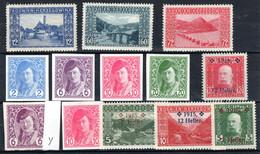 BOSNIEN UND HERZEGOWINA, Michel No.: 85-88 MNH, Cat. Value: 191€ - Sin Clasificación