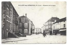 70 SAINT-LOUP-sur-SEMOUSE Avenue De La Gare - Other Municipalities