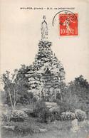 Molain ND De Montacot Vierge Canton Poligny - Altri Comuni