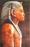 ► CPA  Egypte  Le Roi    Amenemhel III - Personen