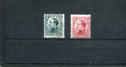 Espagne 1930-31 Yt 406 408 * - Unused Stamps