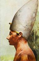 ► CPA  Egypte  Le Roi    Thutmosis III - Personen