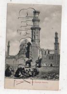 Le Caire (Egypte) : MP D'e Nomades Aux Tombeaux Des Mameluks Baharites  Env 1910 (animé) PF. - Caïro
