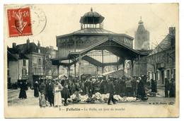 FELLETIN (Creuse). LOT De 4 CPA. - Felletin