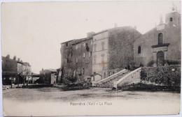 POURRIERES (Var) - La Place - Other Municipalities