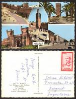 Morocco Rabat Nice Stamp  # 21512 - Rabat